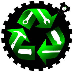 Ultimate recycling is keeping things working.