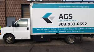 AGS Box Truck