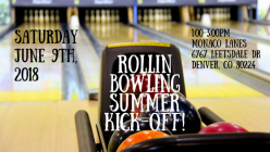 Kicking off a safe summer, and some new friendships at Monaco Lanes.